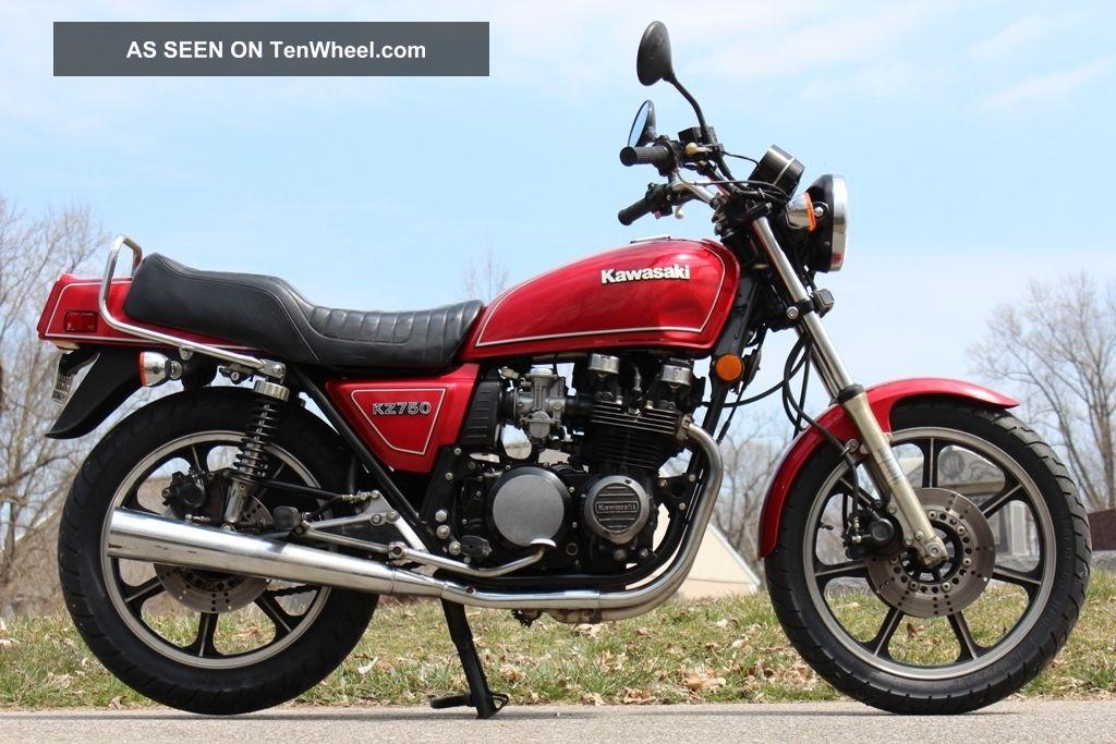 Kawasaki Kz750 1981 4