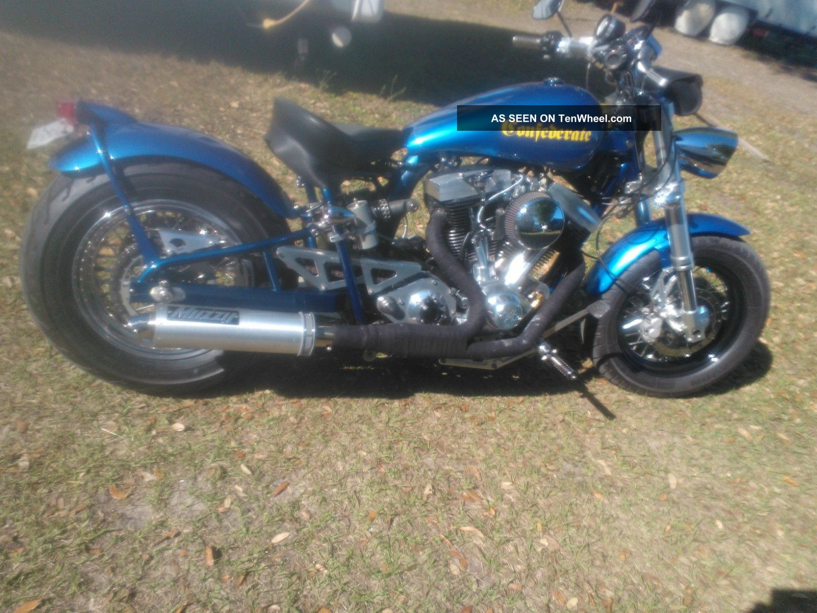 2000 Confederate Hellcat Motorcycle Other Makes photo