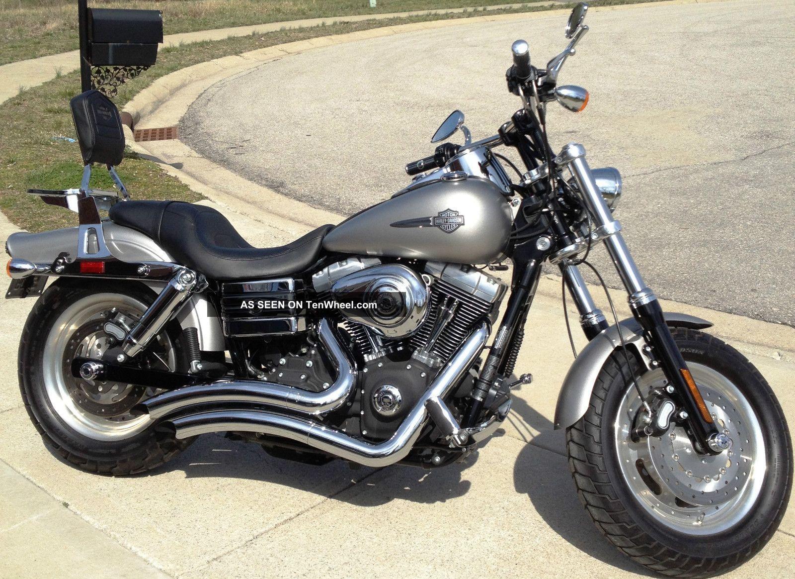 2008 Fxdf Harley Davidson Dyna Fat Bob