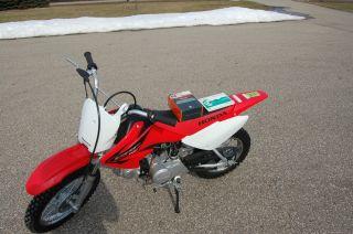 2005 Honda Crf 70 Dirt Bike,  Condition (same As Xr 70) photo