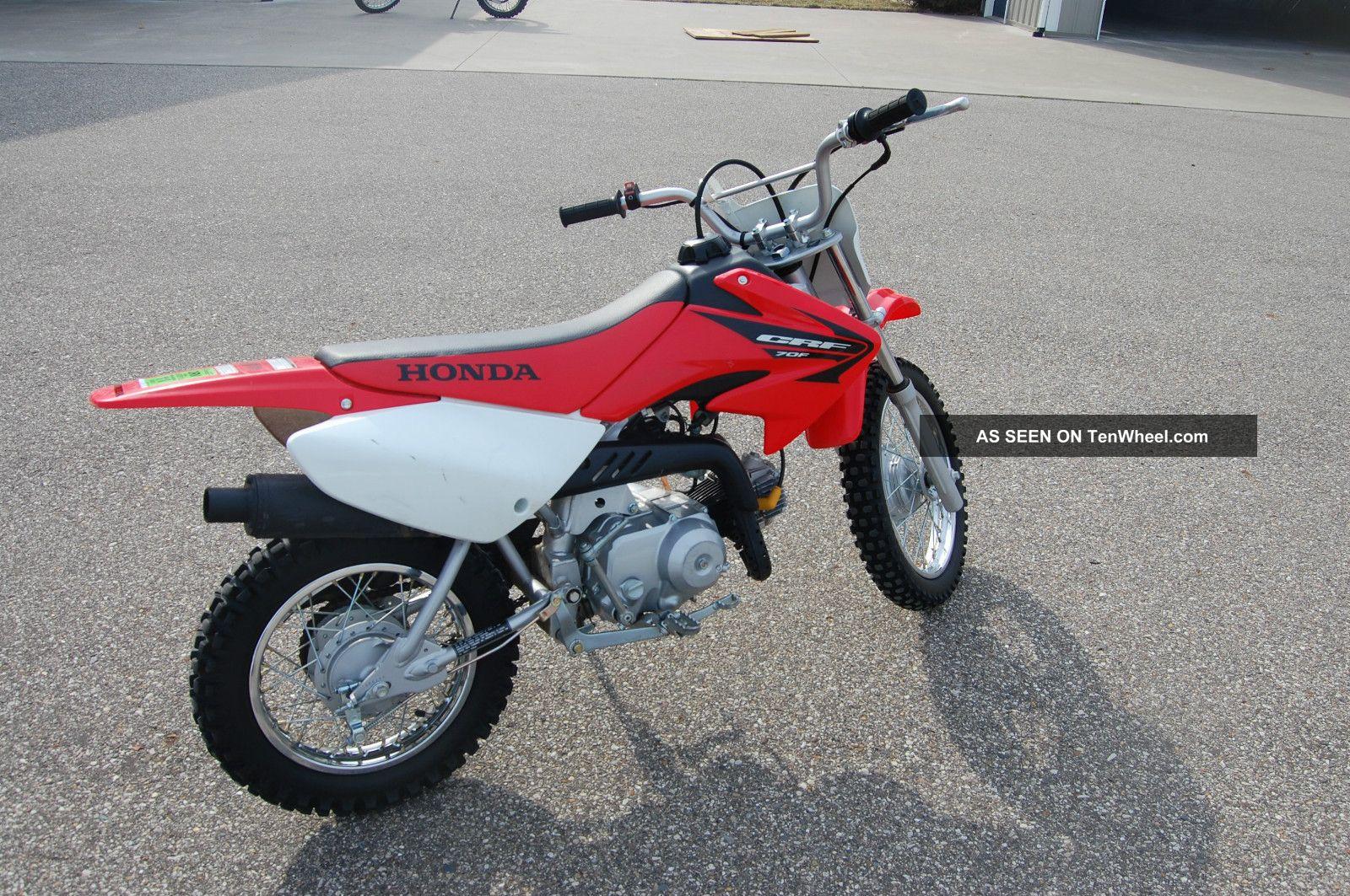 2005 honda crf 70 dirt bike condition same as xr 70