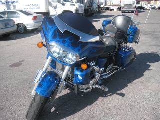 1999 Honda Valkyrie Gl 1500 Goldwing photo