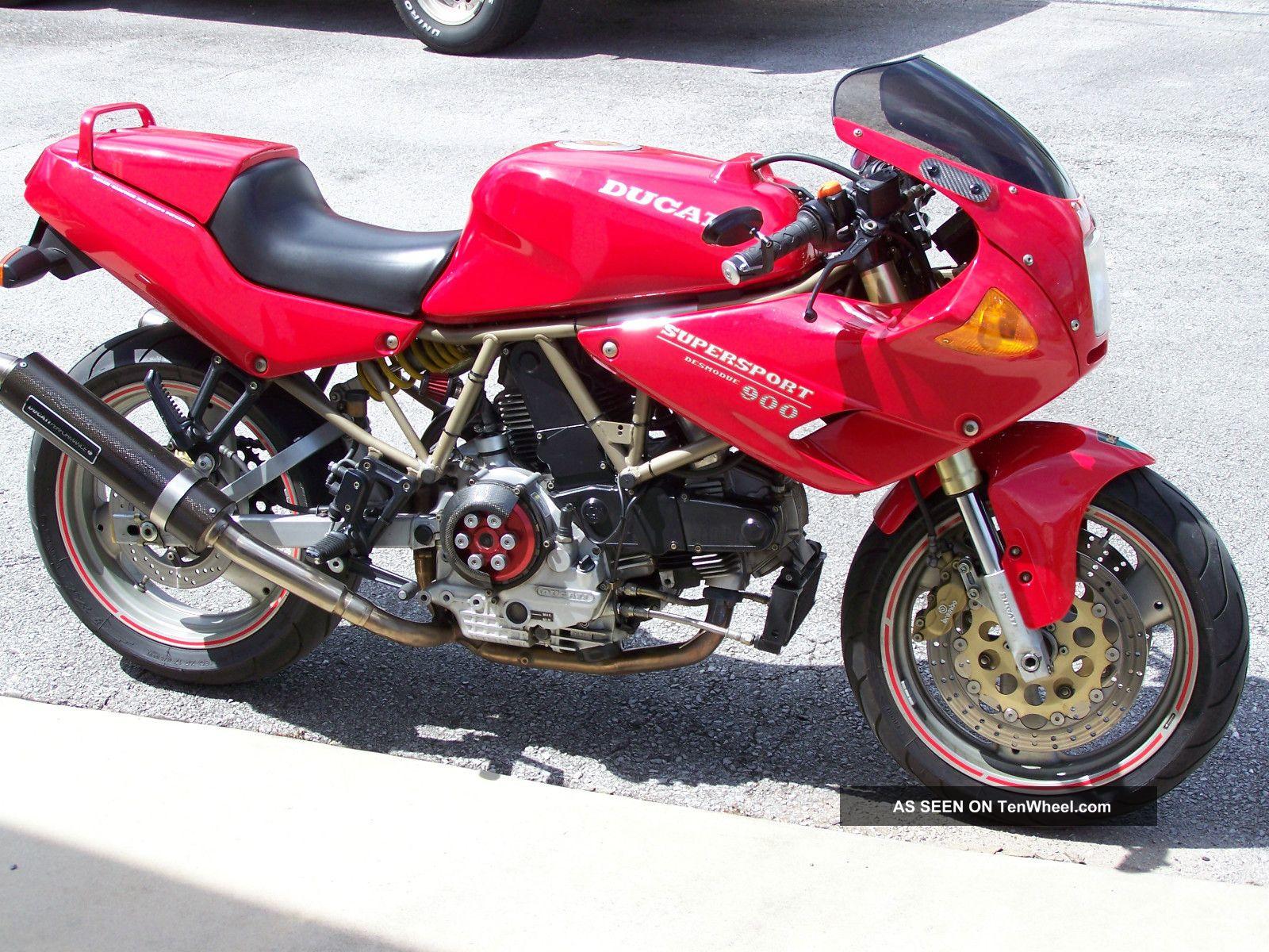 Ducati Ss Cr Specs