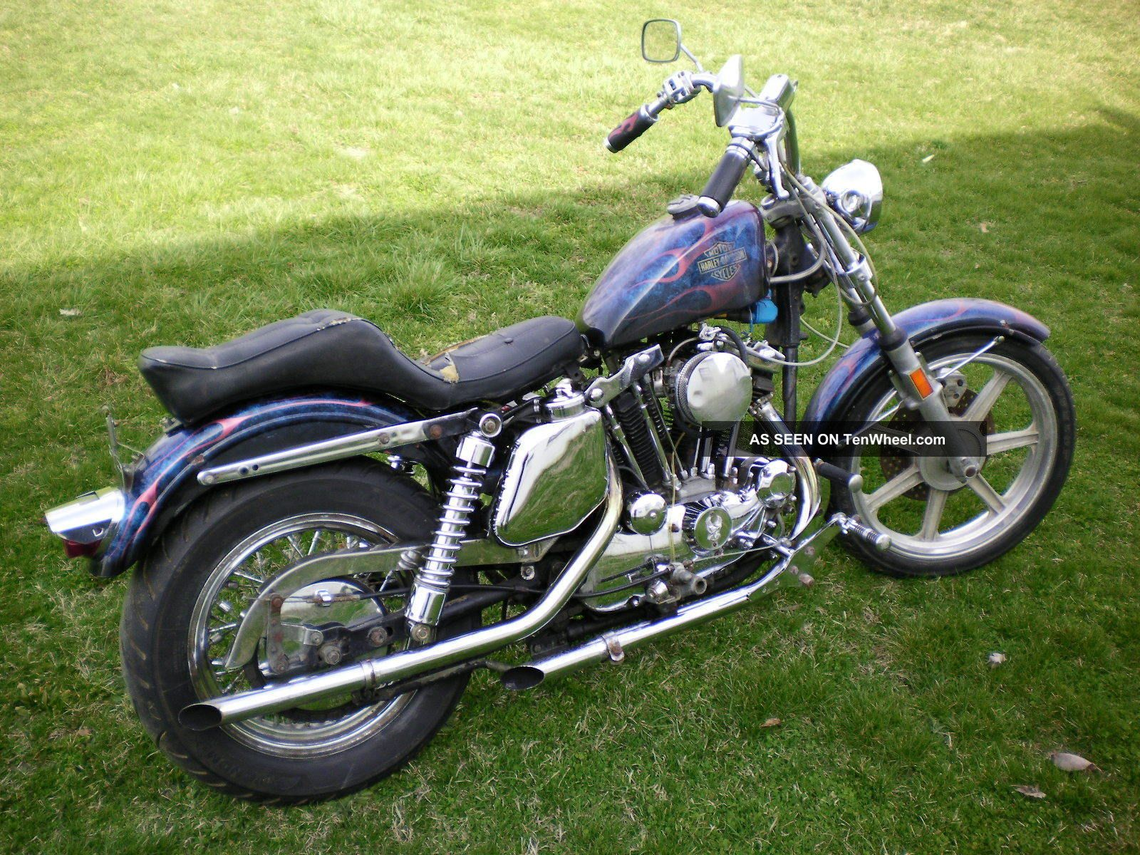 1976 Harley Sportster Other photo
