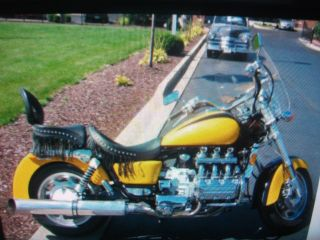 1997 Honda Valkyrie 1500 photo