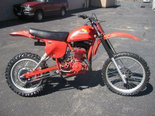 Honda Cr250r 1979 photo