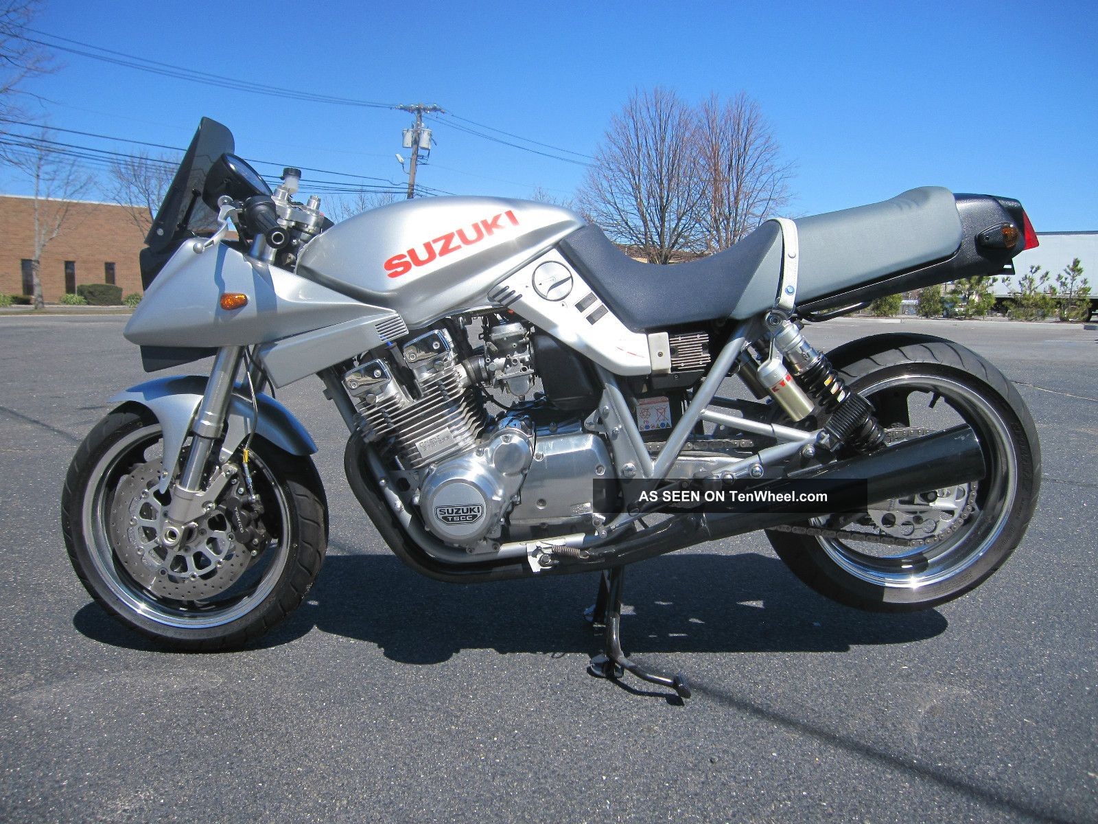 1982 Suzuki Gs1000sz Katana GSX / Katana photo
