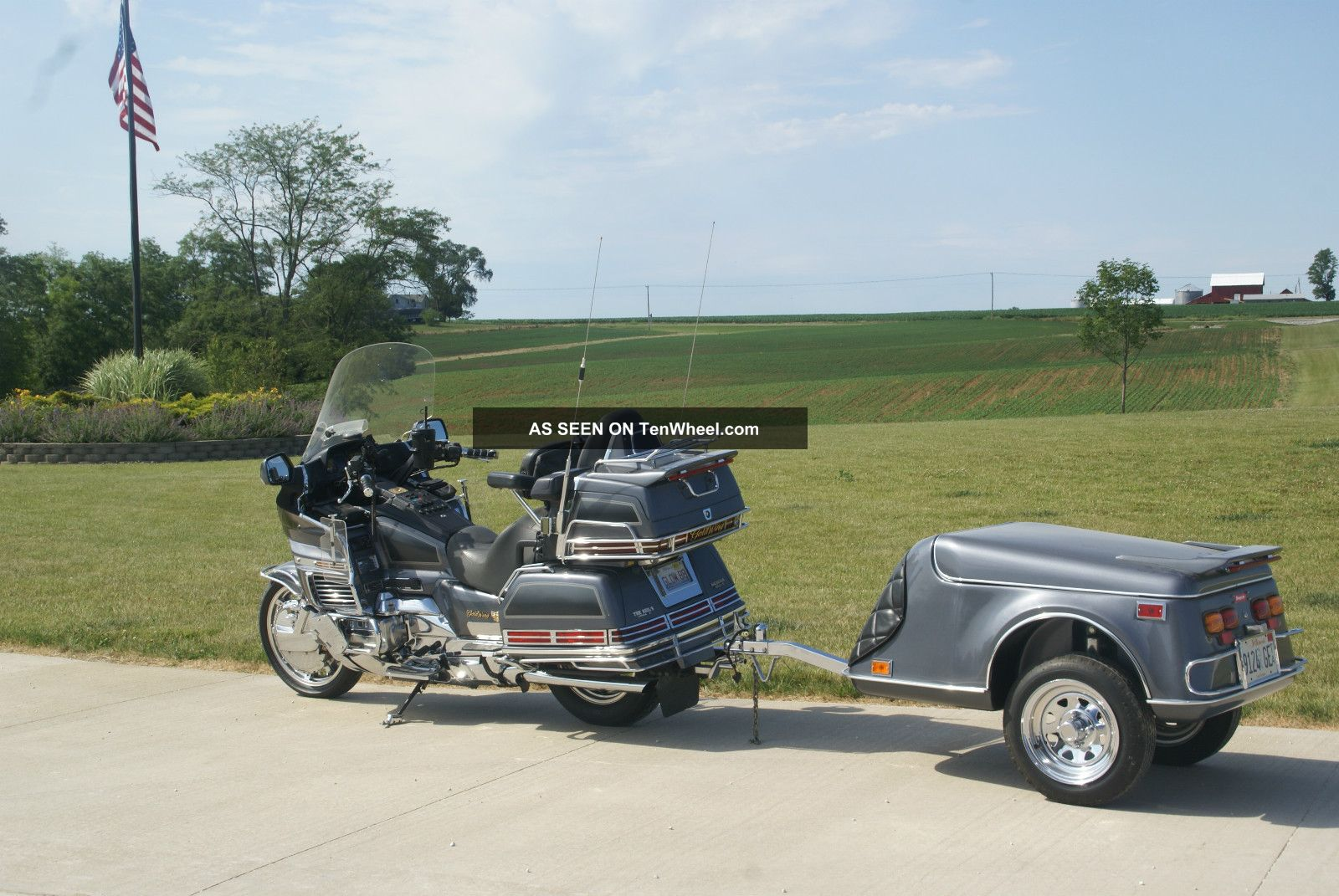 goldwing 1500: