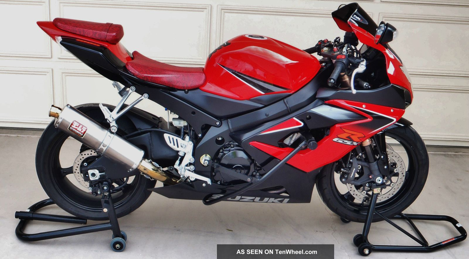 2006 gsxr 1000 in cosmetically mechanically gixxer. Black Bedroom Furniture Sets. Home Design Ideas