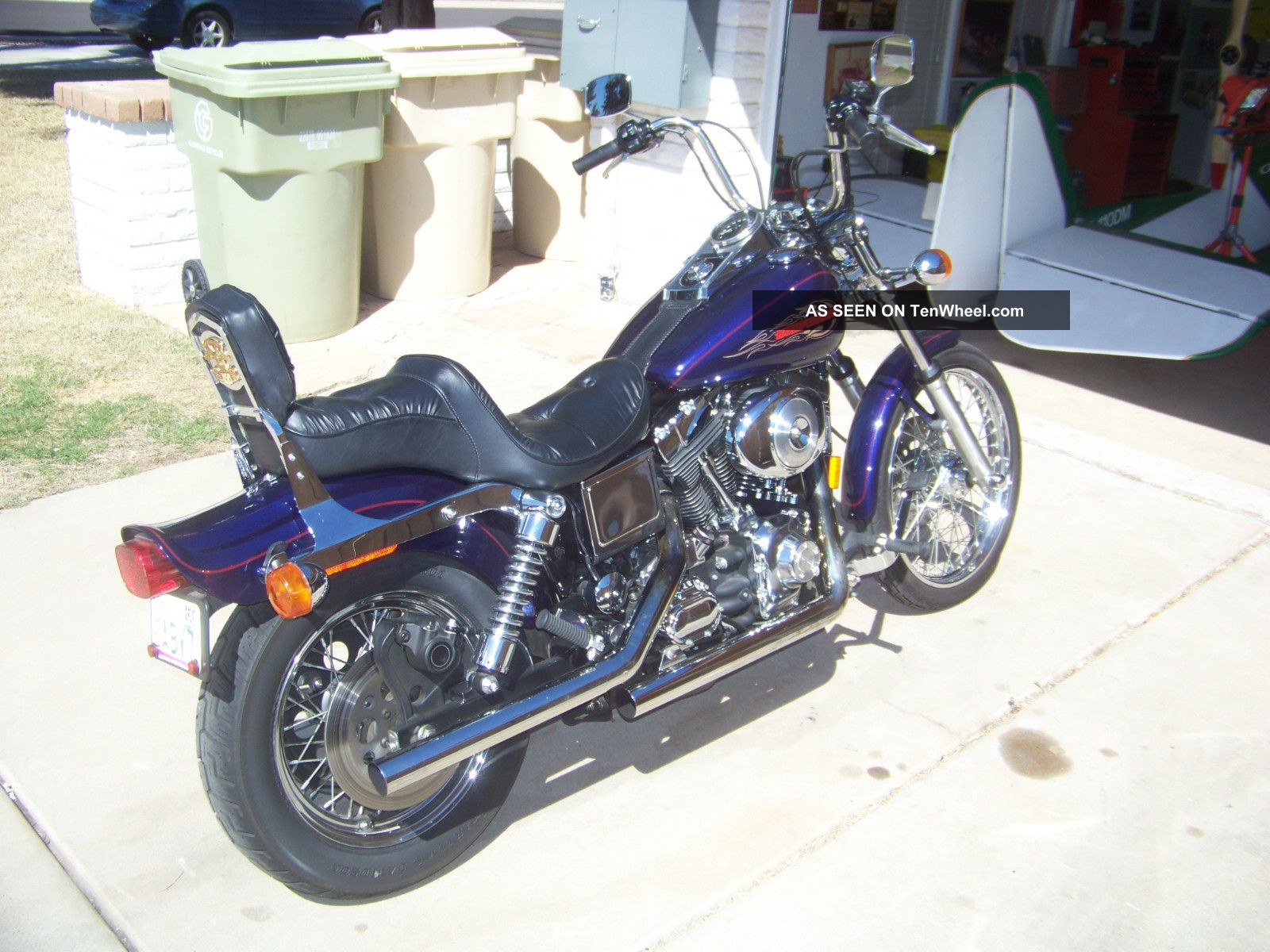36 1999 Dyna Wide Glide Specifications