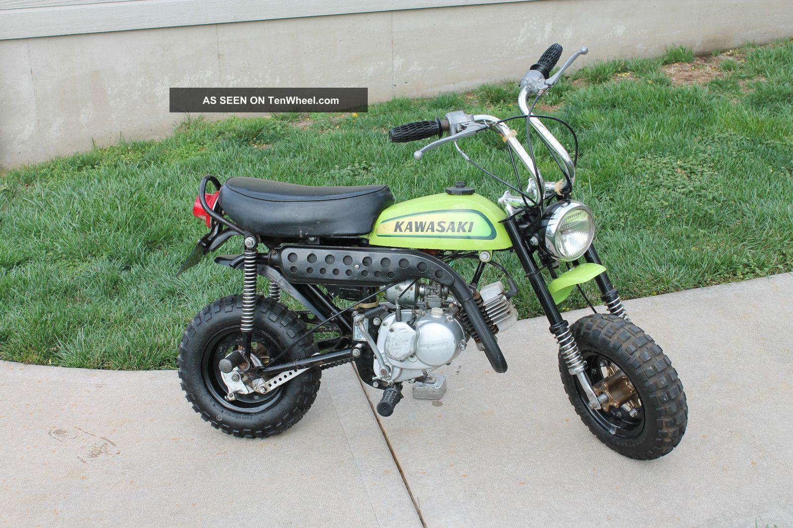 Kawasaki Kv  Engine