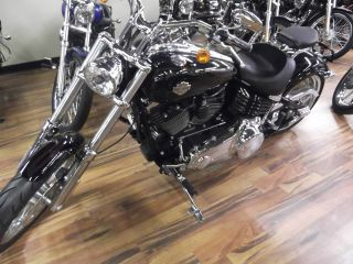 2009 Harley - Davidson Fxcwc Softail® Rocker™ C photo