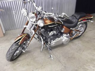 2008 Harley - Davidson Screamin ' Eagle® Softail Springertwo - Tone105thryanniversary photo