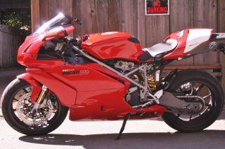2003 Ducati 999 Superbike photo