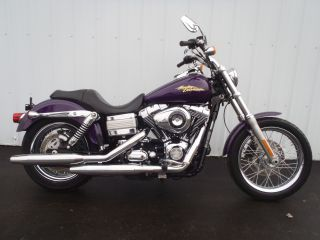 2008 Harley Davidson Fxld Dyna Low Um90988 Jb photo