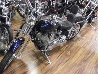 2007 Harley - Davidson Fxstsse Screamin ' Eagle® Softail® Springer® photo
