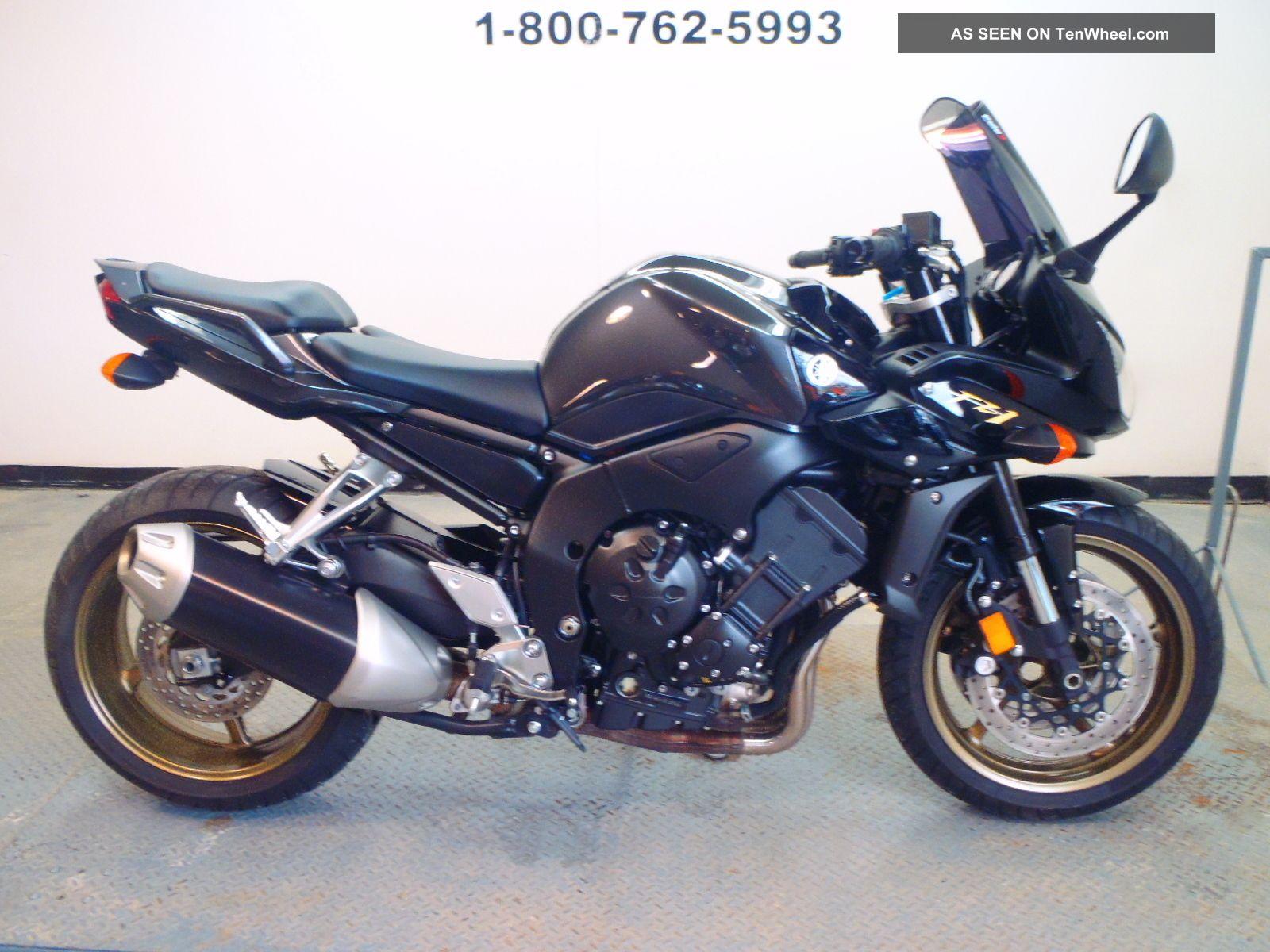 2009 Yamaha Fz - 1 Sportbike Um10090 Jb FZ photo
