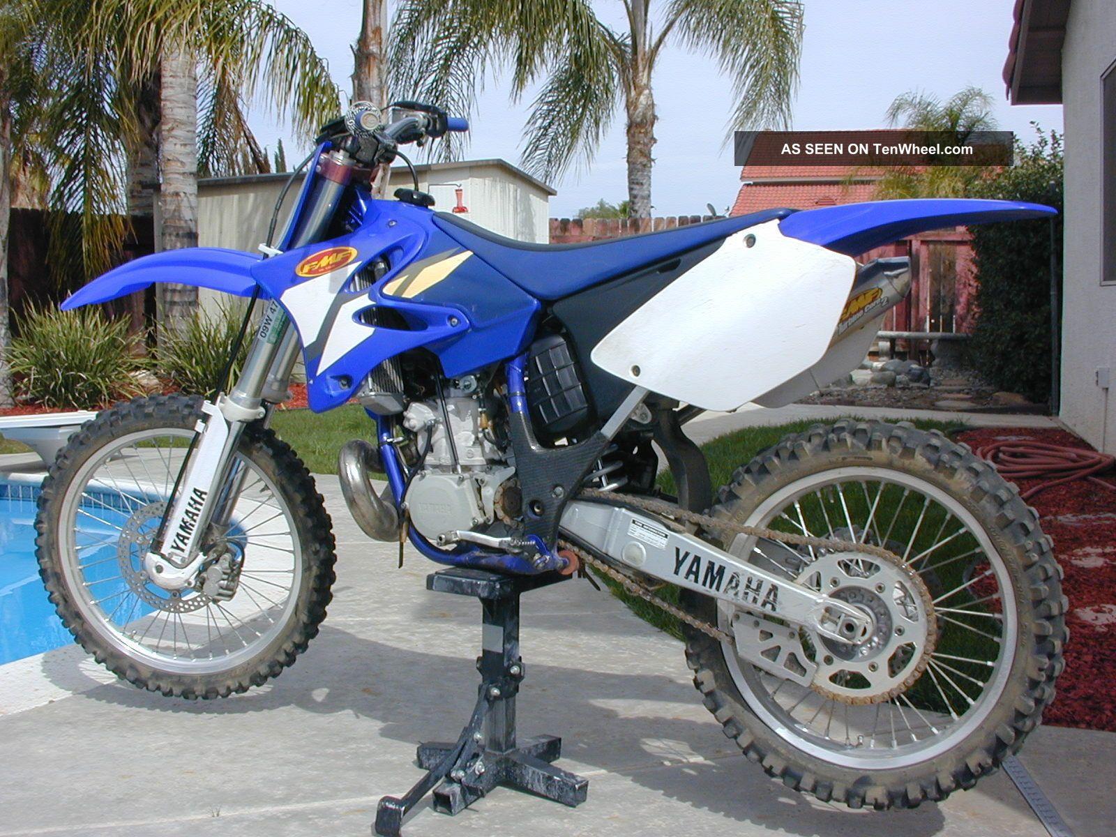 2002 Yz 250 YZ photo