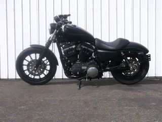 2010 Harley Davidson Nightster 883 Um10177 photo