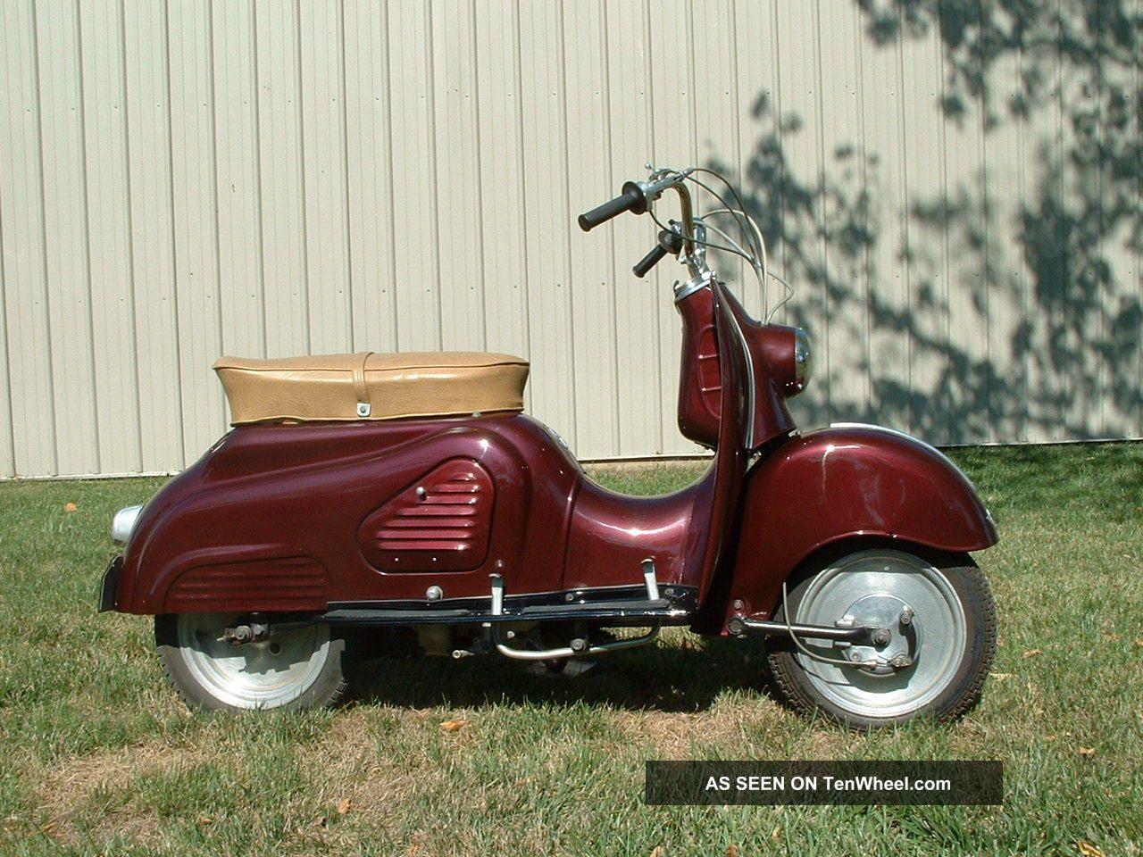 1957 Zundapp Bella R153 Other Makes photo