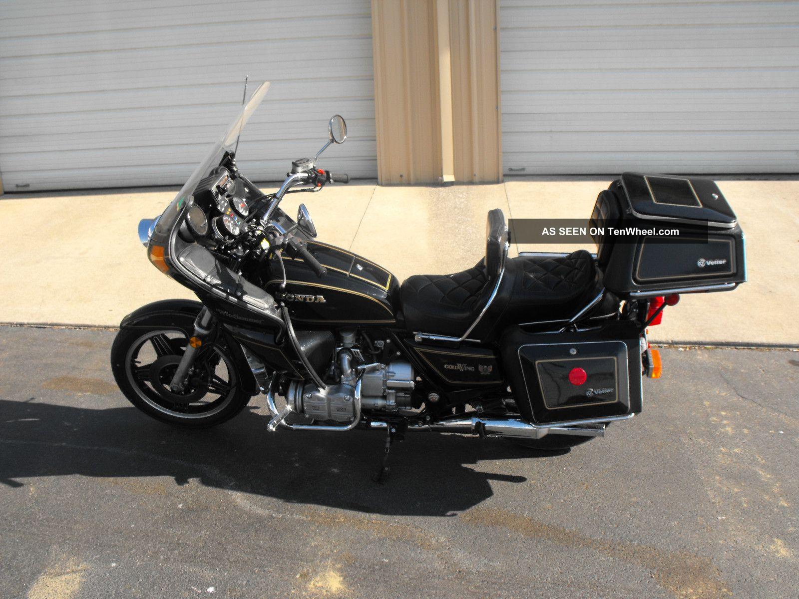 1980 honda goldwing for 1980s honda motorcycles