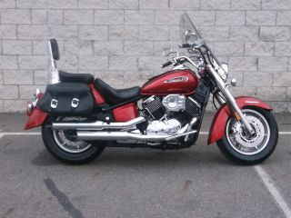 2009 Yamaha Vstar Silverado 1100 photo