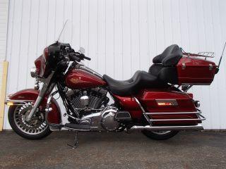 2009 Harley Davidson Flhtc Electra Glide Classic Um10138 Jb photo