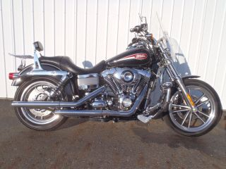 2007 Harley Davidson Fxdl Dyna Low Rider Um90793 Jb photo