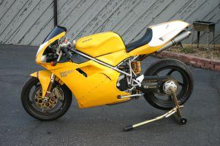 2001 Ducati 996 Monoposts photo