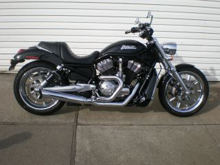 2007 Harley - Davidson Vrscd - Night Rod - Vivid Black - Existing photo
