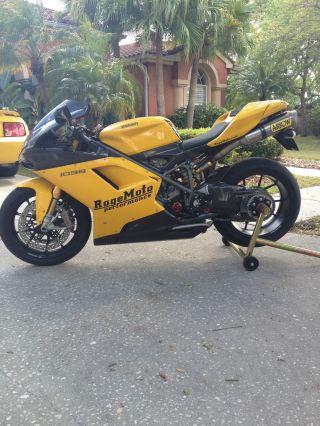 2008 Ducati 1098 photo