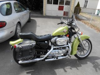 1989 Harley Davidson Sportster 1 Family Owned photo