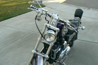 2001 Harley Davidson Sportster Xl 1200c photo