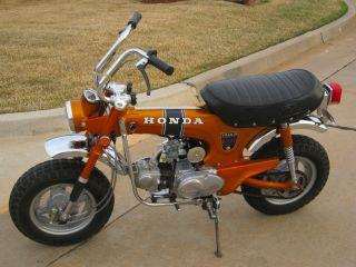 1970 Honda Ct70 K0 Ct Z50 Cb Qa Sl photo