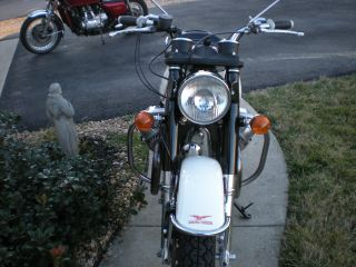 1974 Eldorado Civilian Totaly Redone Bike Is photo