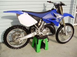 2010 Yamaha Yz 125 photo