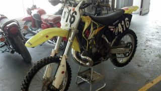 2003 Suzuki Rm250 Rm 250 Fresh Motor photo