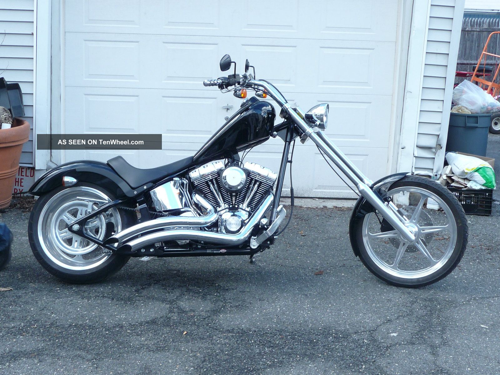 2007 Harley Davidson Chopper Thunder Mountain Durango W
