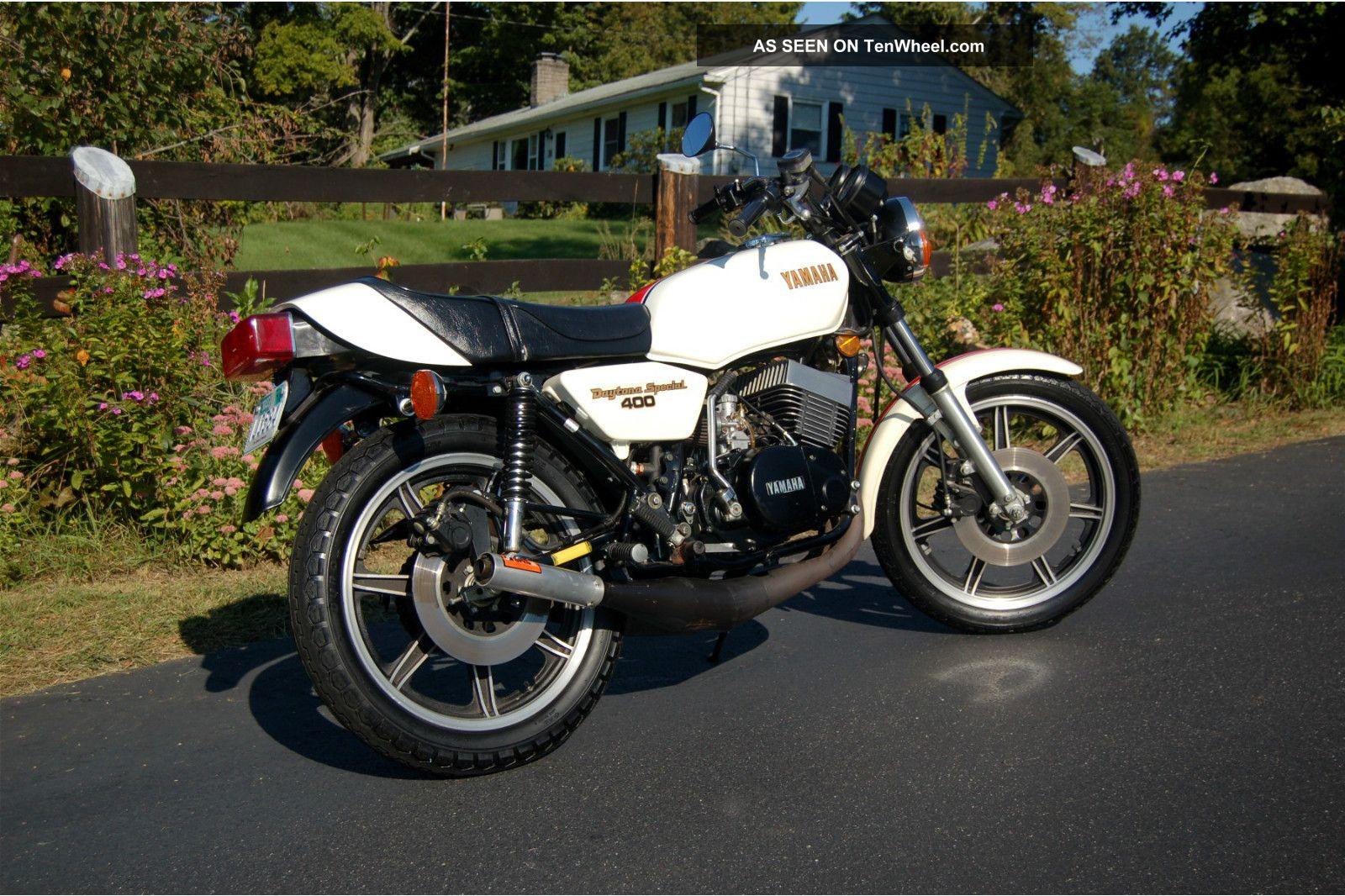 1979 Yamaha Rd400 Datona Special