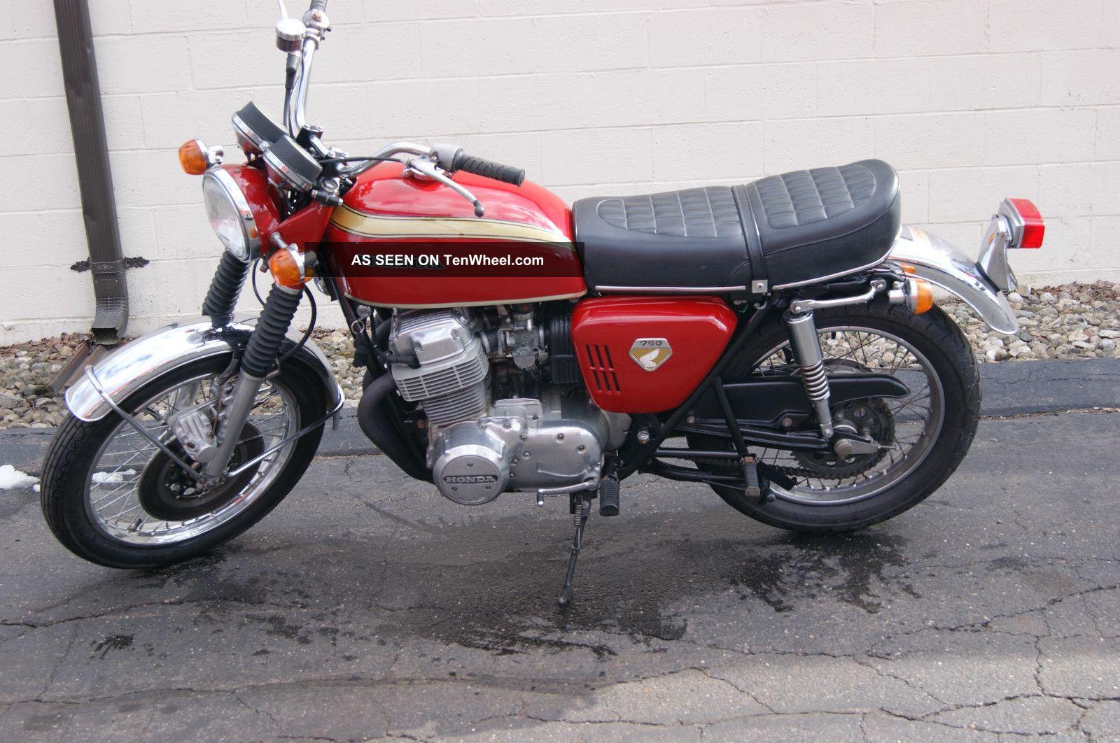 1970 Honda Cb750 K0 CB photo