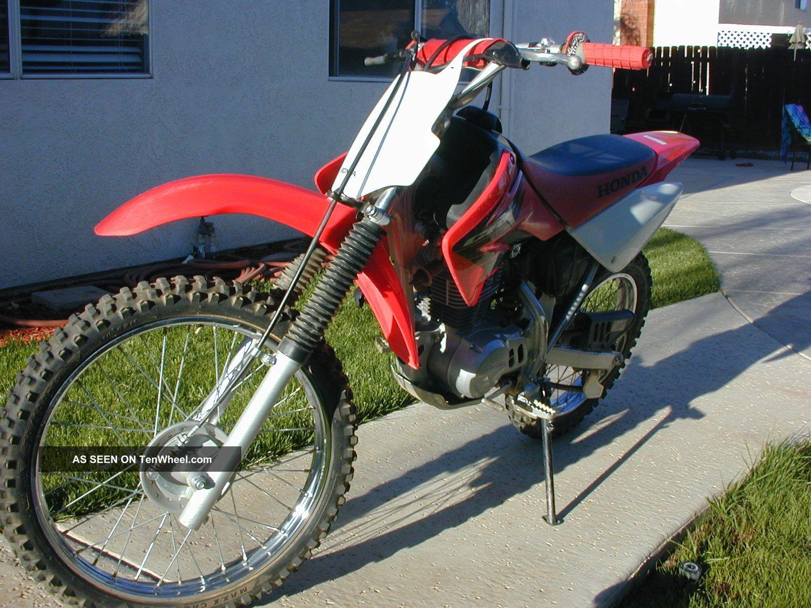 2004 Honda Crf 100 CRF photo