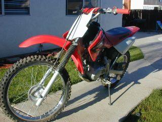 2004 Honda Crf 100 photo