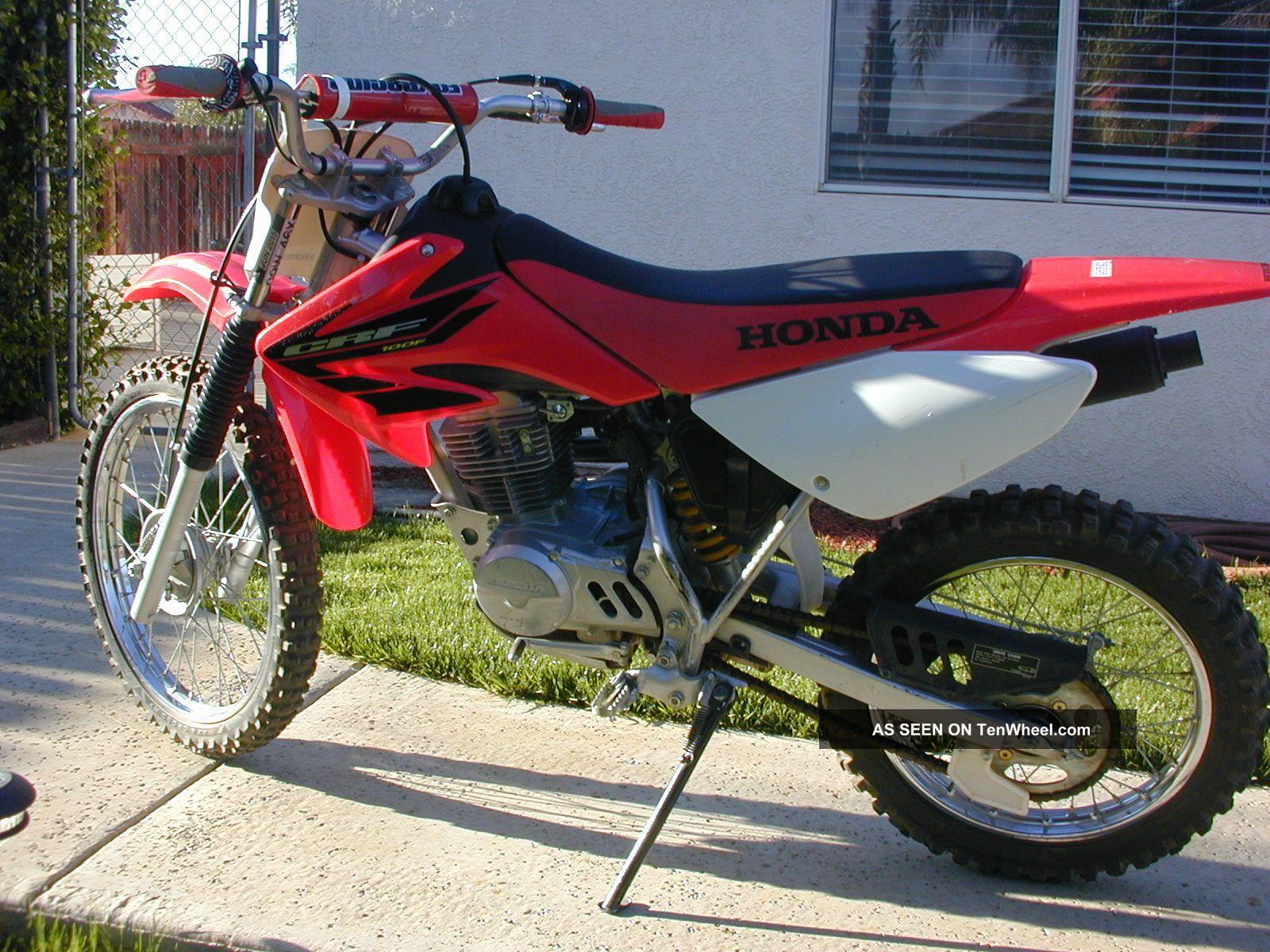 2004 Honda Crf 100
