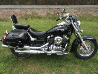 2007 Yamaha 650 V Star Classic photo
