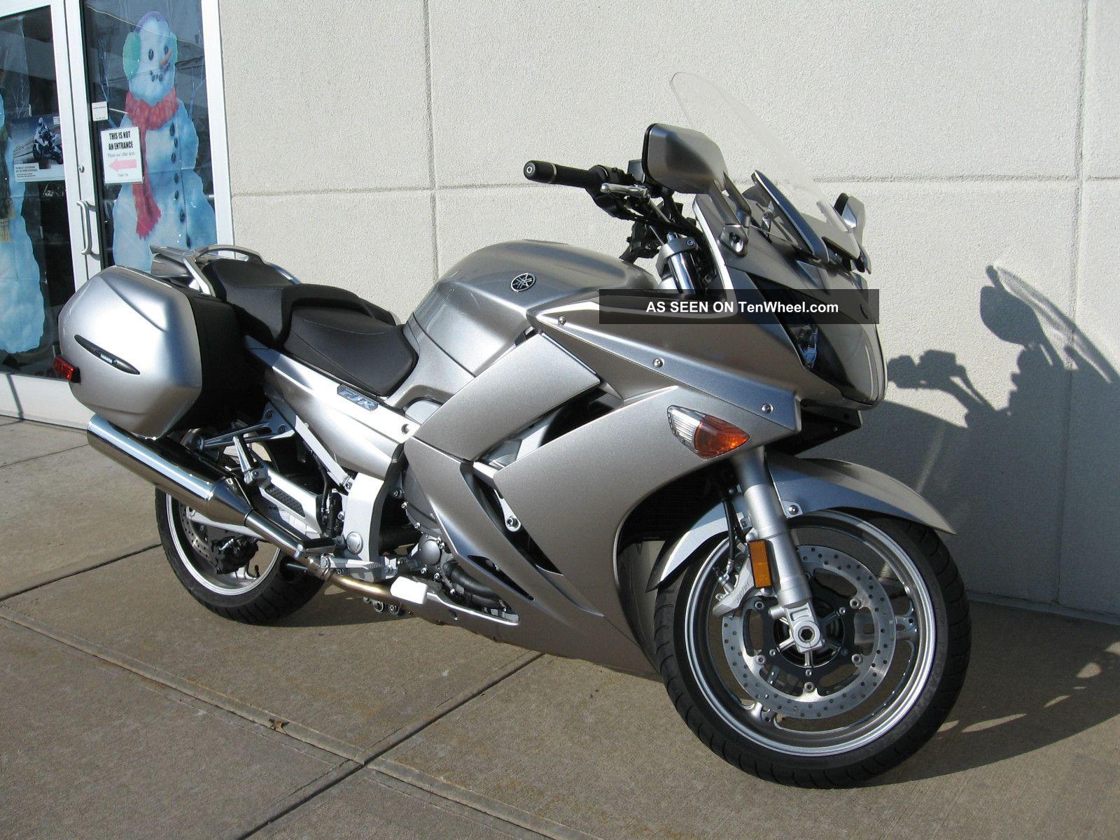 2011 Yamaha Fjr 1300 FJR photo