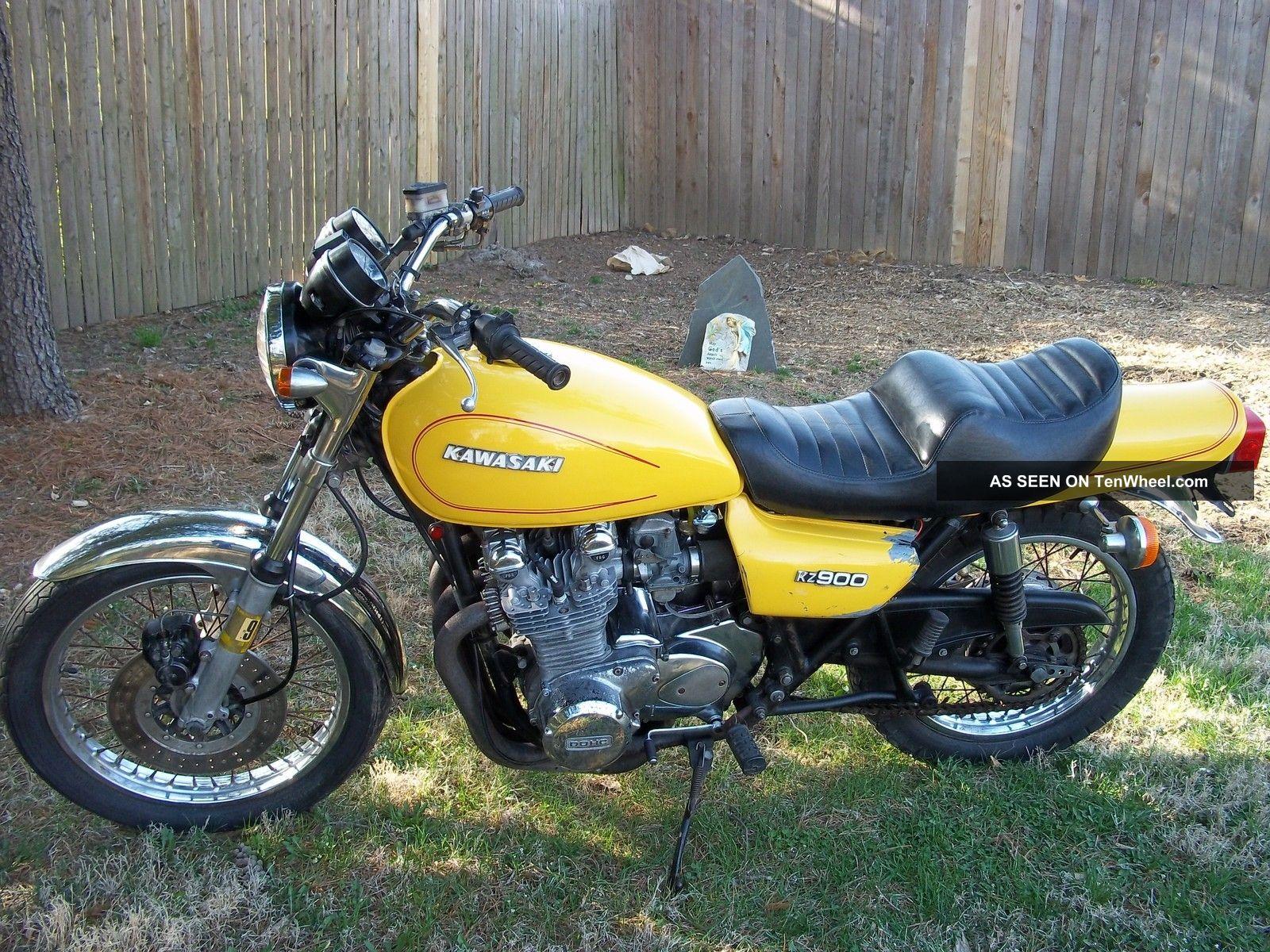 1976 Kawasaki Z1 900 Z1f