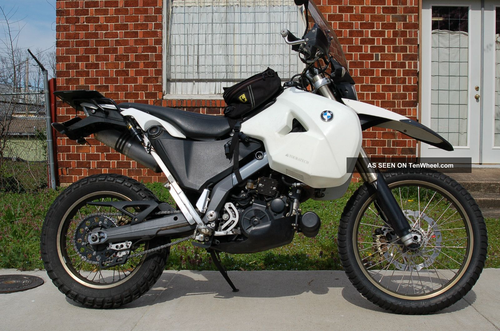 Bmw G650 X Challenge 2007 Adventure Ready Dualsport Other photo