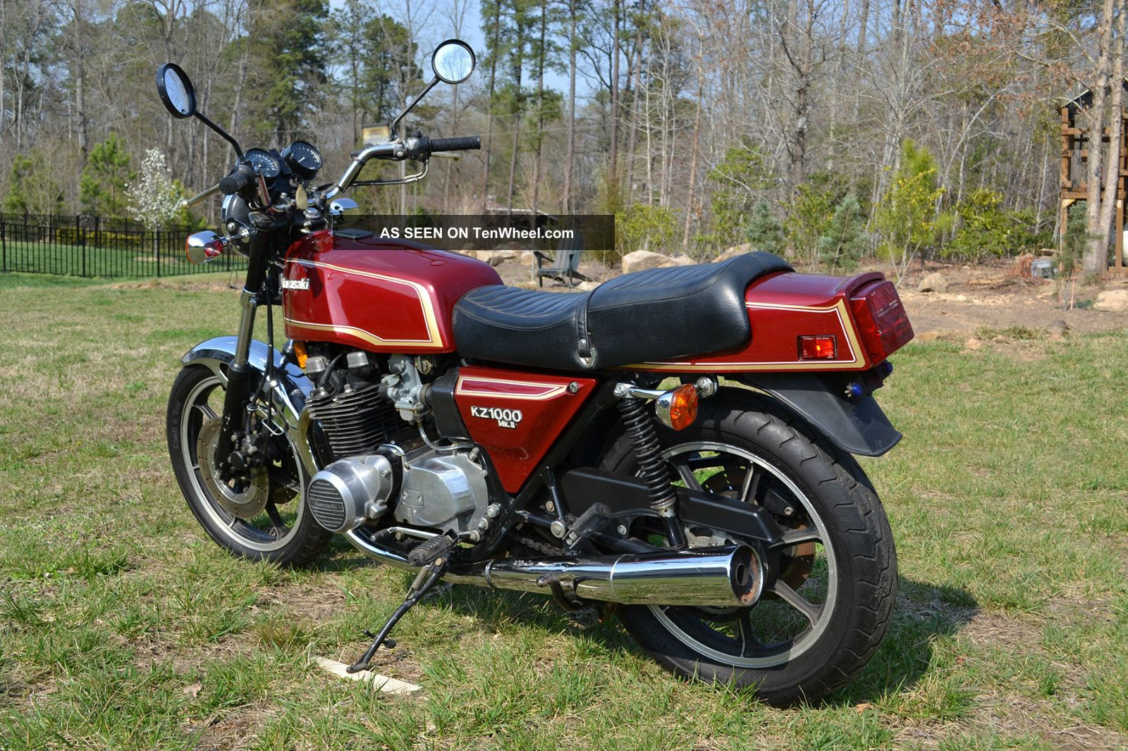 1979 Kawasaki Kz1000 Mkii