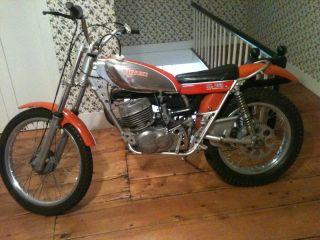 1974 Suzuki Rl250 Exacta Trials photo