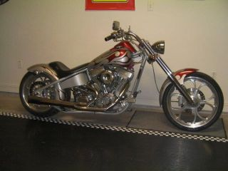 2002 Big Dog Custom Motorcycle / Chopper / Bike / Motor Cycle / 107 Cubic Inches photo